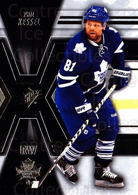 2014-15 Spx #79 Phil Kessel<br/>3 In Stock - $1.00 each - <a href=https://centericecollectibles.foxycart.com/cart?name=2014-15%20Spx%20%2379%20Phil%20Kessel...&quantity_max=3&price=$1.00&code=724023 class=foxycart> Buy it now! </a>