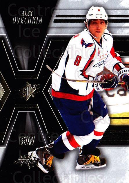 2014-15 Spx #85 Alexander Ovechkin<br/>2 In Stock - $3.00 each - <a href=https://centericecollectibles.foxycart.com/cart?name=2014-15%20Spx%20%2385%20Alexander%20Ovech...&price=$3.00&code=724029 class=foxycart> Buy it now! </a>