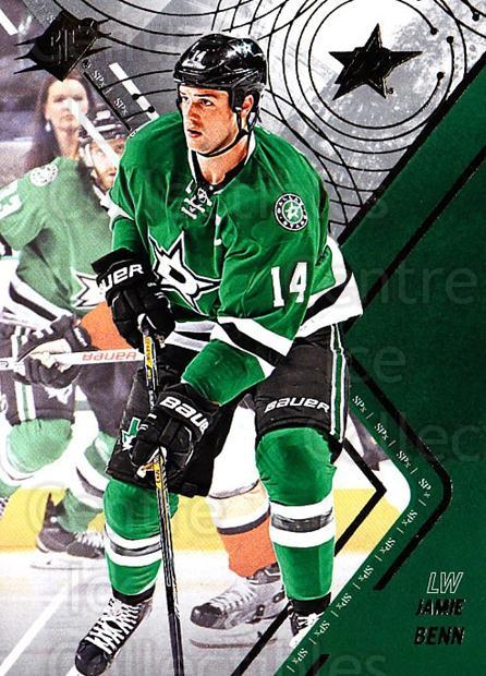 2015-16 Spx #15 Jamie Benn<br/>2 In Stock - $1.00 each - <a href=https://centericecollectibles.foxycart.com/cart?name=2015-16%20Spx%20%2315%20Jamie%20Benn...&quantity_max=2&price=$1.00&code=724191 class=foxycart> Buy it now! </a>