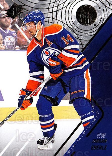 2015-16 Spx #19 Jordan Eberle<br/>2 In Stock - $1.00 each - <a href=https://centericecollectibles.foxycart.com/cart?name=2015-16%20Spx%20%2319%20Jordan%20Eberle...&quantity_max=2&price=$1.00&code=724195 class=foxycart> Buy it now! </a>