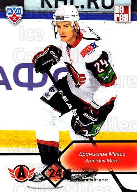 2012-13 Russian KHL #B06 Branislav Mezei<br/>1 In Stock - $2.00 each - <a href=https://centericecollectibles.foxycart.com/cart?name=2012-13%20Russian%20KHL%20%23B06%20Branislav%20Mezei...&quantity_max=1&price=$2.00&code=724396 class=foxycart> Buy it now! </a>