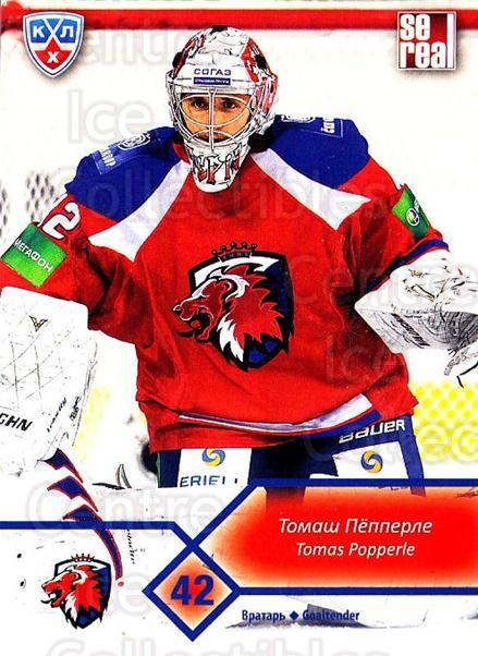 2012-13 Russian KHL #L02 Tomas Popperle<br/>2 In Stock - $2.00 each - <a href=https://centericecollectibles.foxycart.com/cart?name=2012-13%20Russian%20KHL%20%23L02%20Tomas%20Popperle...&quantity_max=2&price=$2.00&code=724572 class=foxycart> Buy it now! </a>