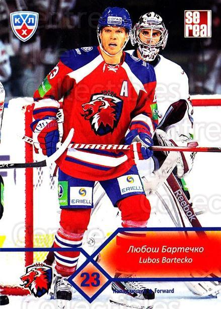 2012-13 Russian KHL #L10 Lubos Bartecko<br/>2 In Stock - $2.00 each - <a href=https://centericecollectibles.foxycart.com/cart?name=2012-13%20Russian%20KHL%20%23L10%20Lubos%20Bartecko...&quantity_max=2&price=$2.00&code=724580 class=foxycart> Buy it now! </a>