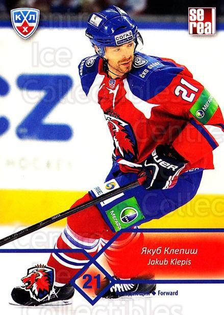 2012-13 Russian KHL #L15 Jakub Klepis<br/>2 In Stock - $2.00 each - <a href=https://centericecollectibles.foxycart.com/cart?name=2012-13%20Russian%20KHL%20%23L15%20Jakub%20Klepis...&quantity_max=2&price=$2.00&code=724585 class=foxycart> Buy it now! </a>