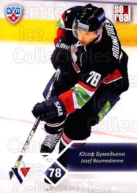 2012-13 Russian KHL #U03 Josef Boumedienne<br/>2 In Stock - $2.00 each - <a href=https://centericecollectibles.foxycart.com/cart?name=2012-13%20Russian%20KHL%20%23U03%20Josef%20Boumedien...&quantity_max=2&price=$2.00&code=724735 class=foxycart> Buy it now! </a>