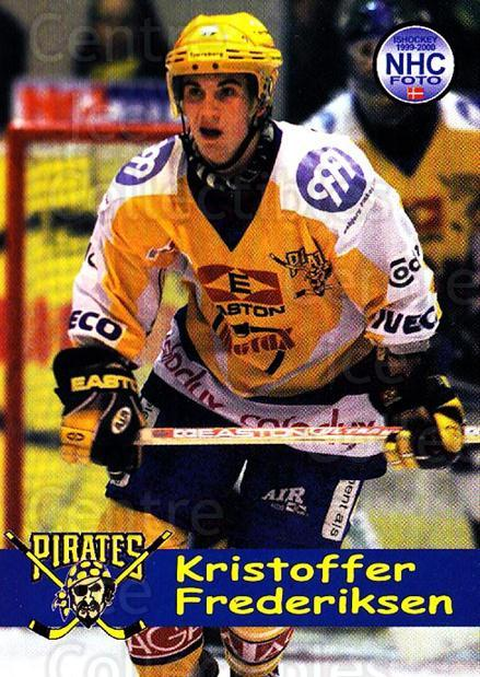 1999-00 Danish Hockey League #8 Keld Frederiksen<br/>1 In Stock - $3.00 each - <a href=https://centericecollectibles.foxycart.com/cart?name=1999-00%20Danish%20Hockey%20League%20%238%20Keld%20Frederikse...&quantity_max=1&price=$3.00&code=724880 class=foxycart> Buy it now! </a>