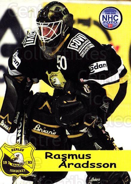 1999-00 Danish Hockey League #26 Rasmus Aradsson<br/>1 In Stock - $3.00 each - <a href=https://centericecollectibles.foxycart.com/cart?name=1999-00%20Danish%20Hockey%20League%20%2326%20Rasmus%20Aradsson...&quantity_max=1&price=$3.00&code=724898 class=foxycart> Buy it now! </a>