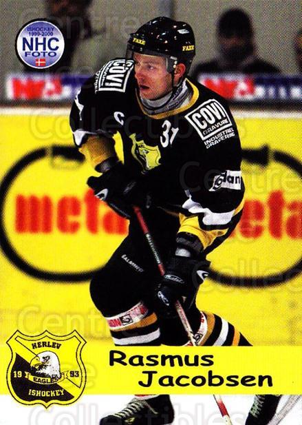 1999-00 Danish Hockey League #32 Rasmus Jacobsen<br/>1 In Stock - $3.00 each - <a href=https://centericecollectibles.foxycart.com/cart?name=1999-00%20Danish%20Hockey%20League%20%2332%20Rasmus%20Jacobsen...&quantity_max=1&price=$3.00&code=724904 class=foxycart> Buy it now! </a>