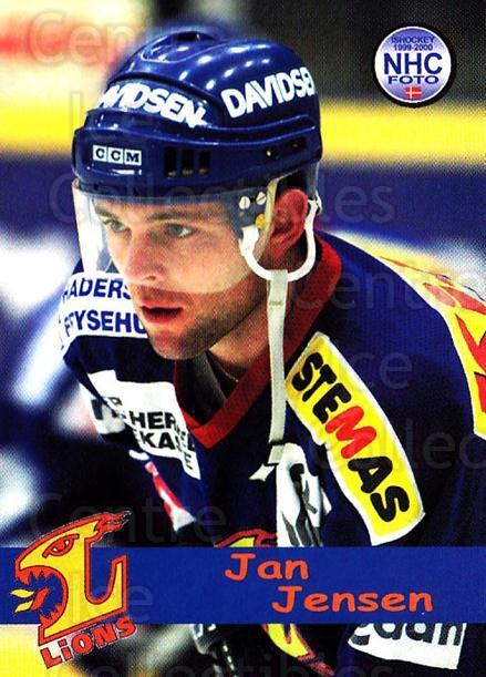 1999-00 Danish Hockey League #83 Jan Jensen<br/>1 In Stock - $3.00 each - <a href=https://centericecollectibles.foxycart.com/cart?name=1999-00%20Danish%20Hockey%20League%20%2383%20Jan%20Jensen...&quantity_max=1&price=$3.00&code=724955 class=foxycart> Buy it now! </a>