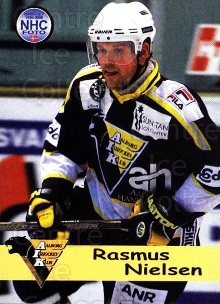 1999-00 Danish Hockey League #96 Rasmus Nielsen<br/>1 In Stock - $3.00 each - <a href=https://centericecollectibles.foxycart.com/cart?name=1999-00%20Danish%20Hockey%20League%20%2396%20Rasmus%20Nielsen...&quantity_max=1&price=$3.00&code=724968 class=foxycart> Buy it now! </a>