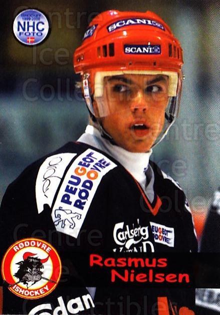 1999-00 Danish Hockey League #150 Rasmus Nielsen<br/>1 In Stock - $3.00 each - <a href=https://centericecollectibles.foxycart.com/cart?name=1999-00%20Danish%20Hockey%20League%20%23150%20Rasmus%20Nielsen...&quantity_max=1&price=$3.00&code=725022 class=foxycart> Buy it now! </a>
