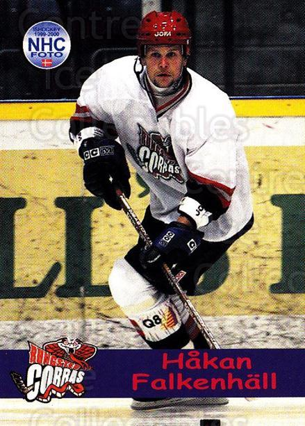 1999-00 Danish Hockey League #224 Hakan Falkenhall<br/>1 In Stock - $3.00 each - <a href=https://centericecollectibles.foxycart.com/cart?name=1999-00%20Danish%20Hockey%20League%20%23224%20Hakan%20Falkenhal...&price=$3.00&code=725096 class=foxycart> Buy it now! </a>
