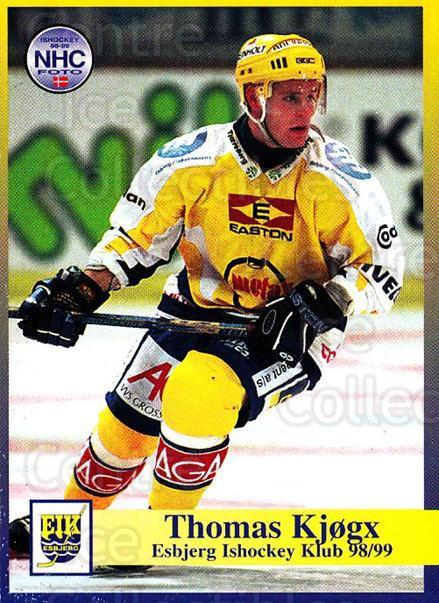 1998-99 Danish Hockey League #20 Thomas Kjogx<br/>1 In Stock - $3.00 each - <a href=https://centericecollectibles.foxycart.com/cart?name=1998-99%20Danish%20Hockey%20League%20%2320%20Thomas%20Kjogx...&quantity_max=1&price=$3.00&code=725117 class=foxycart> Buy it now! </a>