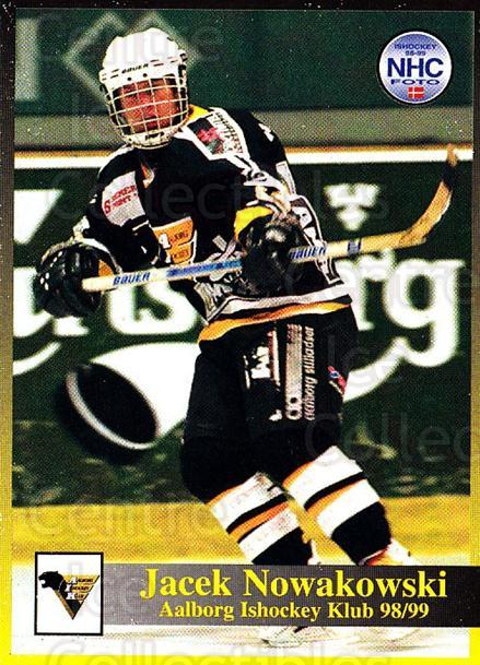 1998-99 Danish Hockey League #61 Kasper Knudsen<br/>1 In Stock - $3.00 each - <a href=https://centericecollectibles.foxycart.com/cart?name=1998-99%20Danish%20Hockey%20League%20%2361%20Kasper%20Knudsen...&quantity_max=1&price=$3.00&code=725158 class=foxycart> Buy it now! </a>