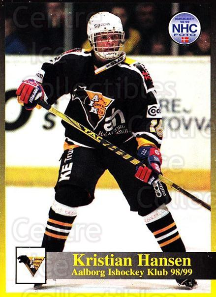 1998-99 Danish Hockey League #68 Henning Ludvigsen<br/>1 In Stock - $3.00 each - <a href=https://centericecollectibles.foxycart.com/cart?name=1998-99%20Danish%20Hockey%20League%20%2368%20Henning%20Ludvigs...&quantity_max=1&price=$3.00&code=725165 class=foxycart> Buy it now! </a>