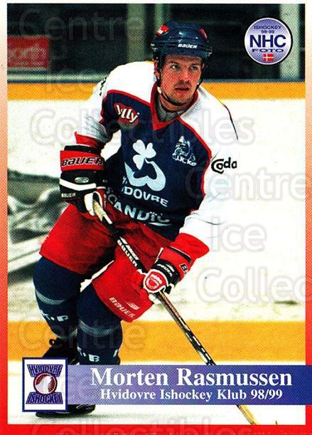 1998-99 Danish Hockey League #116 Morten Rasmussen<br/>1 In Stock - $3.00 each - <a href=https://centericecollectibles.foxycart.com/cart?name=1998-99%20Danish%20Hockey%20League%20%23116%20Morten%20Rasmusse...&quantity_max=1&price=$3.00&code=725213 class=foxycart> Buy it now! </a>