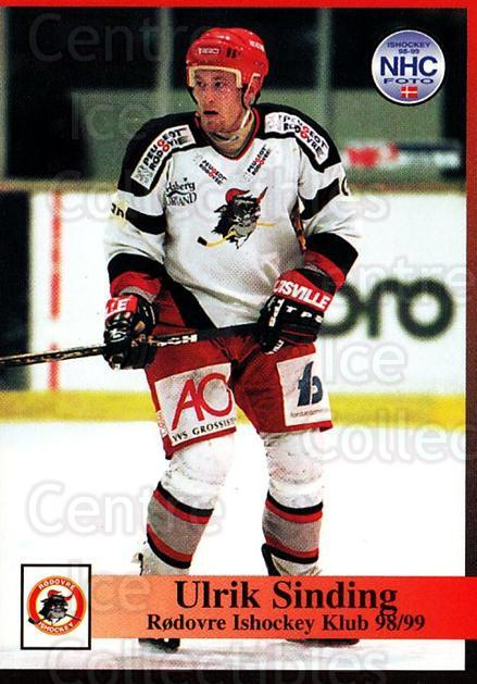 1998-99 Danish Hockey League #226 Ulrick Olsen<br/>1 In Stock - $3.00 each - <a href=https://centericecollectibles.foxycart.com/cart?name=1998-99%20Danish%20Hockey%20League%20%23226%20Ulrick%20Olsen...&quantity_max=1&price=$3.00&code=725323 class=foxycart> Buy it now! </a>