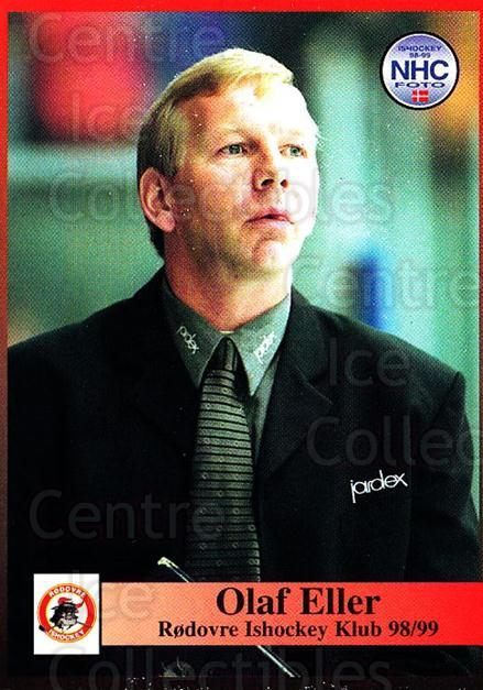 1998-99 Danish Hockey League #228 Olaf Eller<br/>1 In Stock - $3.00 each - <a href=https://centericecollectibles.foxycart.com/cart?name=1998-99%20Danish%20Hockey%20League%20%23228%20Olaf%20Eller...&quantity_max=1&price=$3.00&code=725325 class=foxycart> Buy it now! </a>