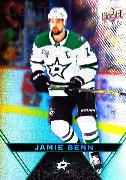 2018-19 Tim Hortons #14 Jamie Benn<br/>2 In Stock - $1.00 each - <a href=https://centericecollectibles.foxycart.com/cart?name=2018-19%20Tim%20Hortons%20%2314%20Jamie%20Benn...&quantity_max=2&price=$1.00&code=725350 class=foxycart> Buy it now! </a>
