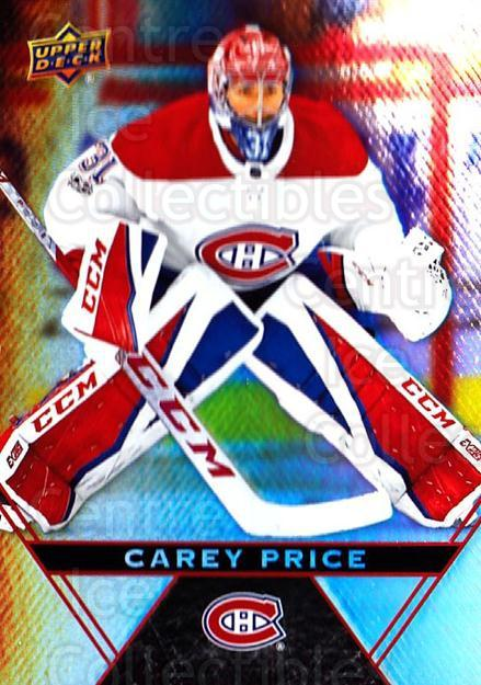2018-19 Tim Hortons #31 Carey Price<br/>1 In Stock - $3.00 each - <a href=https://centericecollectibles.foxycart.com/cart?name=2018-19%20Tim%20Hortons%20%2331%20Carey%20Price...&quantity_max=1&price=$3.00&code=725367 class=foxycart> Buy it now! </a>