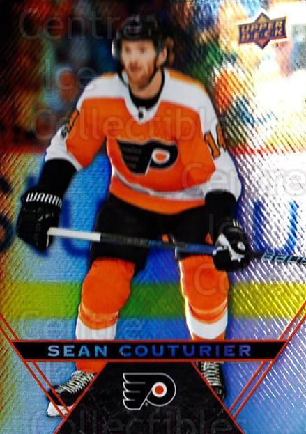 2018-19 Tim Hortons #38 Sean Couturier<br/>9 In Stock - $1.00 each - <a href=https://centericecollectibles.foxycart.com/cart?name=2018-19%20Tim%20Hortons%20%2338%20Sean%20Couturier...&quantity_max=9&price=$1.00&code=725374 class=foxycart> Buy it now! </a>