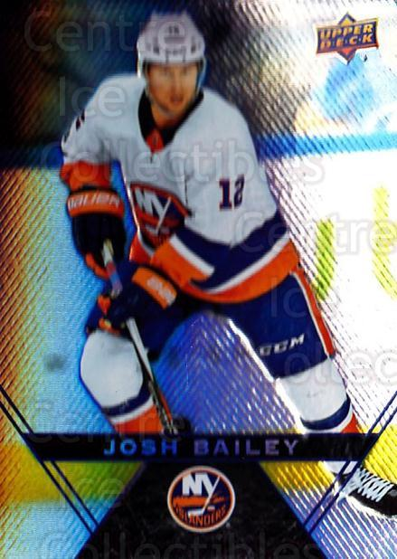 2018-19 Tim Hortons #48 Josh Bailey<br/>1 In Stock - $1.00 each - <a href=https://centericecollectibles.foxycart.com/cart?name=2018-19%20Tim%20Hortons%20%2348%20Josh%20Bailey...&quantity_max=1&price=$1.00&code=725384 class=foxycart> Buy it now! </a>