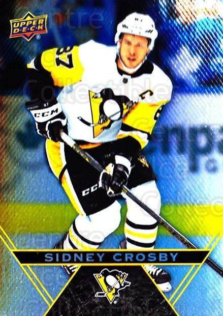 2018-19 Tim Hortons #87 Sidney Crosby<br/>2 In Stock - $3.00 each - <a href=https://centericecollectibles.foxycart.com/cart?name=2018-19%20Tim%20Hortons%20%2387%20Sidney%20Crosby...&quantity_max=2&price=$3.00&code=725423 class=foxycart> Buy it now! </a>