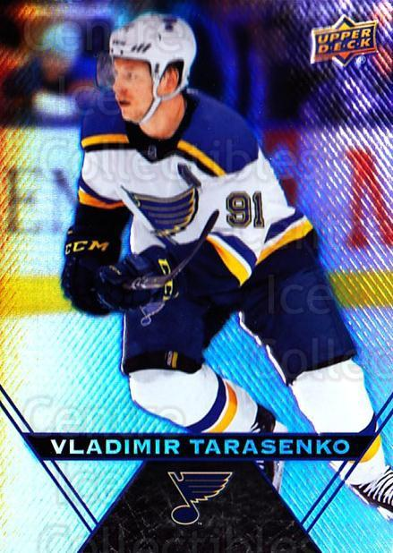 2018-19 Tim Hortons #110 Vladimir Tarasenko<br/>11 In Stock - $2.00 each - <a href=https://centericecollectibles.foxycart.com/cart?name=2018-19%20Tim%20Hortons%20%23110%20Vladimir%20Tarase...&quantity_max=11&price=$2.00&code=725446 class=foxycart> Buy it now! </a>