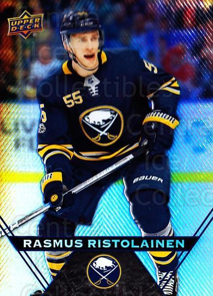 2018-19 Tim Hortons #116 Rasmus Ristolainen<br/>9 In Stock - $1.00 each - <a href=https://centericecollectibles.foxycart.com/cart?name=2018-19%20Tim%20Hortons%20%23116%20Rasmus%20Ristolai...&quantity_max=9&price=$1.00&code=725452 class=foxycart> Buy it now! </a>