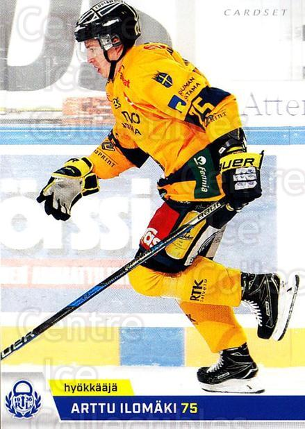 2018-19 Finnish Cardset #107 Arttu Ilomaki<br/>4 In Stock - $2.00 each - <a href=https://centericecollectibles.foxycart.com/cart?name=2018-19%20Finnish%20Cardset%20%23107%20Arttu%20Ilomaki...&quantity_max=4&price=$2.00&code=725568 class=foxycart> Buy it now! </a>