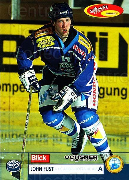 2003-04 Swiss Ice Hockey Cards #183 John Fust<br/>2 In Stock - $2.00 each - <a href=https://centericecollectibles.foxycart.com/cart?name=2003-04%20Swiss%20Ice%20Hockey%20Cards%20%23183%20John%20Fust...&quantity_max=2&price=$2.00&code=725891 class=foxycart> Buy it now! </a>