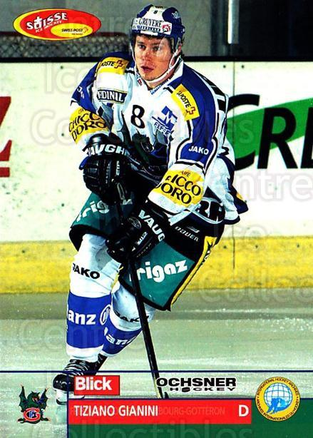 2003-04 Swiss Ice Hockey Cards #195 Tiziano Gianini<br/>2 In Stock - $2.00 each - <a href=https://centericecollectibles.foxycart.com/cart?name=2003-04%20Swiss%20Ice%20Hockey%20Cards%20%23195%20Tiziano%20Gianini...&quantity_max=2&price=$2.00&code=725903 class=foxycart> Buy it now! </a>