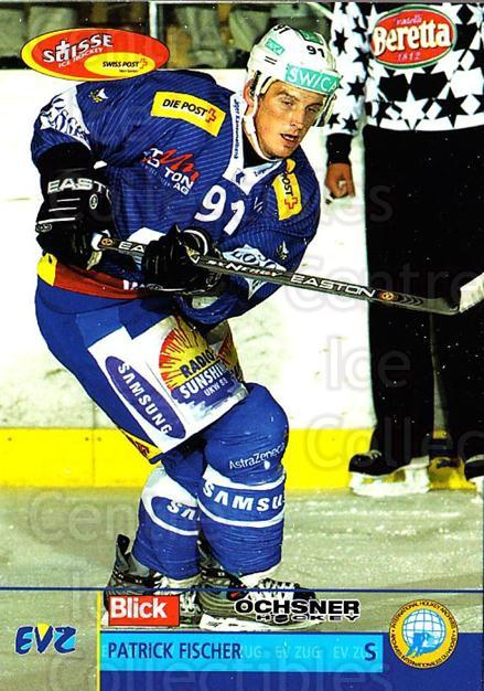 2003-04 Swiss Ice Hockey Cards #226 Patrick Fischer<br/>1 In Stock - $2.00 each - <a href=https://centericecollectibles.foxycart.com/cart?name=2003-04%20Swiss%20Ice%20Hockey%20Cards%20%23226%20Patrick%20Fischer...&quantity_max=1&price=$2.00&code=725934 class=foxycart> Buy it now! </a>