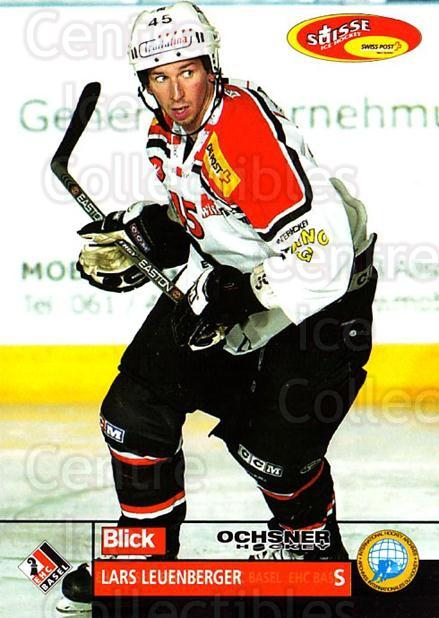 2003-04 Swiss Ice Hockey Cards #292 Lars Leuenberger<br/>2 In Stock - $2.00 each - <a href=https://centericecollectibles.foxycart.com/cart?name=2003-04%20Swiss%20Ice%20Hockey%20Cards%20%23292%20Lars%20Leuenberge...&quantity_max=2&price=$2.00&code=726000 class=foxycart> Buy it now! </a>