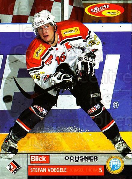 2003-04 Swiss Ice Hockey Cards #298 Stefan Voegele<br/>2 In Stock - $2.00 each - <a href=https://centericecollectibles.foxycart.com/cart?name=2003-04%20Swiss%20Ice%20Hockey%20Cards%20%23298%20Stefan%20Voegele...&quantity_max=2&price=$2.00&code=726006 class=foxycart> Buy it now! </a>