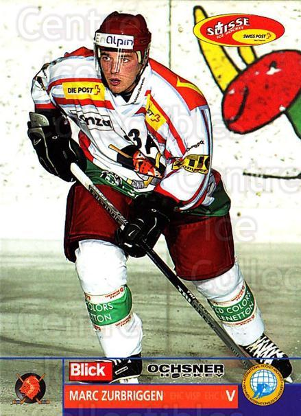 2003-04 Swiss Ice Hockey Cards #307 Marc Zurbriggen<br/>2 In Stock - $2.00 each - <a href=https://centericecollectibles.foxycart.com/cart?name=2003-04%20Swiss%20Ice%20Hockey%20Cards%20%23307%20Marc%20Zurbriggen...&quantity_max=2&price=$2.00&code=726015 class=foxycart> Buy it now! </a>