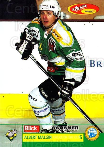 2003-04 Swiss Ice Hockey Cards #389 Albert Malgin<br/>2 In Stock - $2.00 each - <a href=https://centericecollectibles.foxycart.com/cart?name=2003-04%20Swiss%20Ice%20Hockey%20Cards%20%23389%20Albert%20Malgin...&quantity_max=2&price=$2.00&code=726097 class=foxycart> Buy it now! </a>