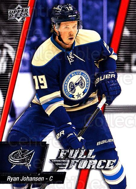 2015-16 Upper Deck Full Force #27 Ryan Johansen<br/>2 In Stock - $1.00 each - <a href=https://centericecollectibles.foxycart.com/cart?name=2015-16%20Upper%20Deck%20Full%20Force%20%2327%20Ryan%20Johansen...&quantity_max=2&price=$1.00&code=726766 class=foxycart> Buy it now! </a>
