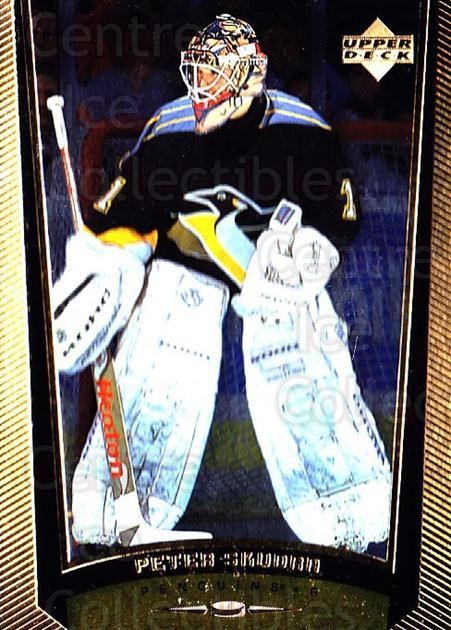 1998-99 Upper Deck Gold Reserve #165 Peter Skudra<br/>1 In Stock - $1.00 each - <a href=https://centericecollectibles.foxycart.com/cart?name=1998-99%20Upper%20Deck%20Gold%20Reserve%20%23165%20Peter%20Skudra...&quantity_max=1&price=$1.00&code=72680 class=foxycart> Buy it now! </a>