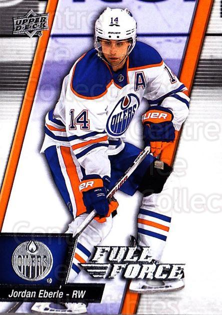 2015-16 Upper Deck Full Force #71 Jordan Eberle<br/>2 In Stock - $1.00 each - <a href=https://centericecollectibles.foxycart.com/cart?name=2015-16%20Upper%20Deck%20Full%20Force%20%2371%20Jordan%20Eberle...&quantity_max=2&price=$1.00&code=726810 class=foxycart> Buy it now! </a>