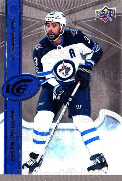 2017-18 UD Ice #29 Dustin Byfuglien<br/>1 In Stock - $2.00 each - <a href=https://centericecollectibles.foxycart.com/cart?name=2017-18%20UD%20Ice%20%2329%20Dustin%20Byfuglie...&quantity_max=1&price=$2.00&code=727056 class=foxycart> Buy it now! </a>