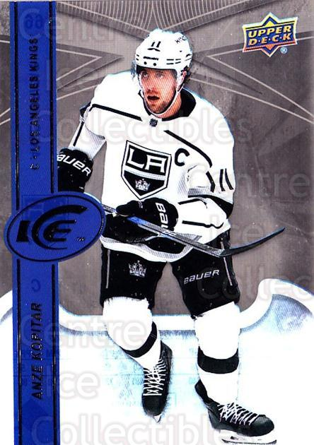 2017-18 UD Ice #66 Anze Kopitar<br/>2 In Stock - $2.00 each - <a href=https://centericecollectibles.foxycart.com/cart?name=2017-18%20UD%20Ice%20%2366%20Anze%20Kopitar...&quantity_max=2&price=$2.00&code=727093 class=foxycart> Buy it now! </a>