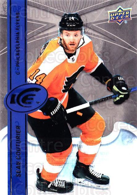 2017-18 UD Ice #80 Sean Couturier<br/>2 In Stock - $2.00 each - <a href=https://centericecollectibles.foxycart.com/cart?name=2017-18%20UD%20Ice%20%2380%20Sean%20Couturier...&quantity_max=2&price=$2.00&code=727107 class=foxycart> Buy it now! </a>