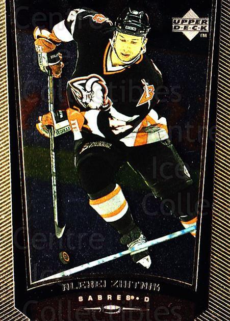 1998-99 Upper Deck Gold Reserve #226 Alexei Zhitnik<br/>6 In Stock - $1.00 each - <a href=https://centericecollectibles.foxycart.com/cart?name=1998-99%20Upper%20Deck%20Gold%20Reserve%20%23226%20Alexei%20Zhitnik...&quantity_max=6&price=$1.00&code=72741 class=foxycart> Buy it now! </a>