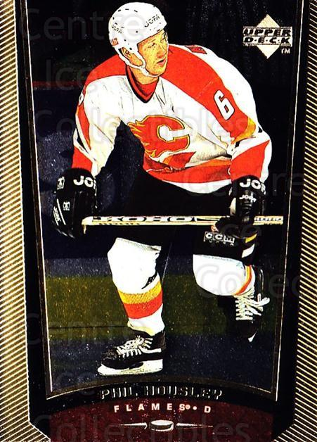 1998-99 Upper Deck Gold Reserve #233 Phil Housley<br/>6 In Stock - $1.00 each - <a href=https://centericecollectibles.foxycart.com/cart?name=1998-99%20Upper%20Deck%20Gold%20Reserve%20%23233%20Phil%20Housley...&quantity_max=6&price=$1.00&code=72747 class=foxycart> Buy it now! </a>