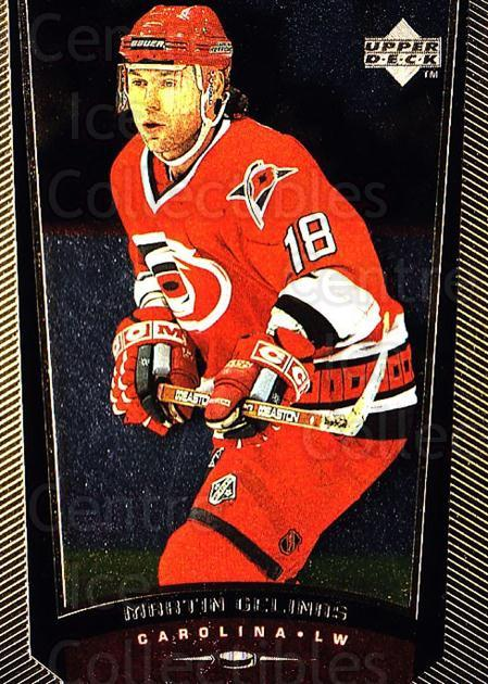 1998-99 Upper Deck Gold Reserve #238 Martin Gelinas<br/>6 In Stock - $1.00 each - <a href=https://centericecollectibles.foxycart.com/cart?name=1998-99%20Upper%20Deck%20Gold%20Reserve%20%23238%20Martin%20Gelinas...&quantity_max=6&price=$1.00&code=72751 class=foxycart> Buy it now! </a>