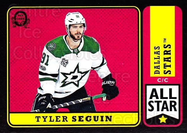 2018-19 O-Pee-Chee Retro Black #19 Tyler Seguin<br/>1 In Stock - $5.00 each - <a href=https://centericecollectibles.foxycart.com/cart?name=2018-19%20O-Pee-Chee%20Retro%20Black%20%2319%20Tyler%20Seguin...&quantity_max=1&price=$5.00&code=728088 class=foxycart> Buy it now! </a>