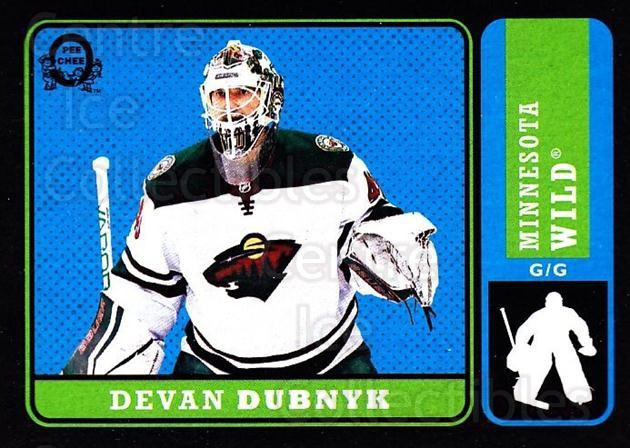 2018-19 O-Pee-Chee Retro Black #21 Devan Dubnyk<br/>1 In Stock - $5.00 each - <a href=https://centericecollectibles.foxycart.com/cart?name=2018-19%20O-Pee-Chee%20Retro%20Black%20%2321%20Devan%20Dubnyk...&quantity_max=1&price=$5.00&code=728090 class=foxycart> Buy it now! </a>