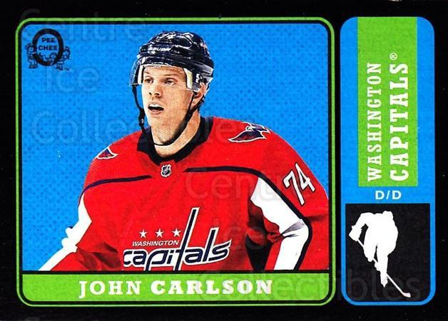 2018-19 O-Pee-Chee Retro Black #57 John Carlson<br/>2 In Stock - $5.00 each - <a href=https://centericecollectibles.foxycart.com/cart?name=2018-19%20O-Pee-Chee%20Retro%20Black%20%2357%20John%20Carlson...&quantity_max=2&price=$5.00&code=728126 class=foxycart> Buy it now! </a>