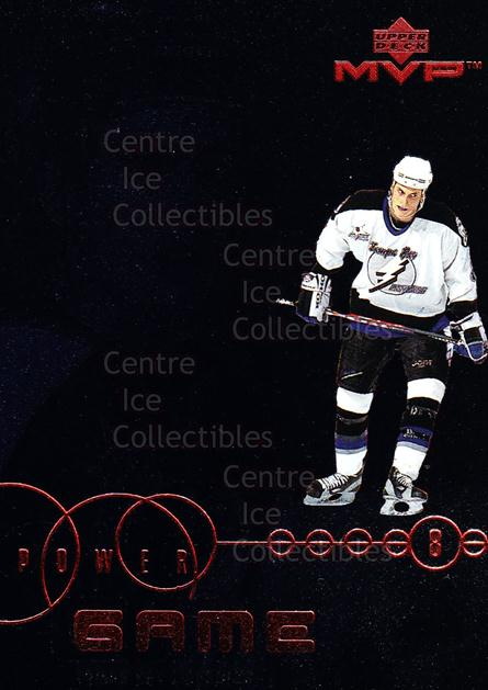 1998-99 Upper Deck MVP Power Game #5 Vincent Lecavalier<br/>14 In Stock - $2.00 each - <a href=https://centericecollectibles.foxycart.com/cart?name=1998-99%20Upper%20Deck%20MVP%20Power%20Game%20%235%20Vincent%20Lecaval...&quantity_max=14&price=$2.00&code=72813 class=foxycart> Buy it now! </a>